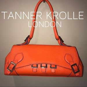 Tanner KROLLE London East /West Leather Bag